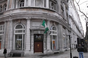 The Nigerian High Commission, London. A review